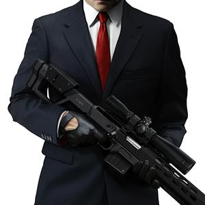 Иконка Скачать игру Hitman Снайпер на Android