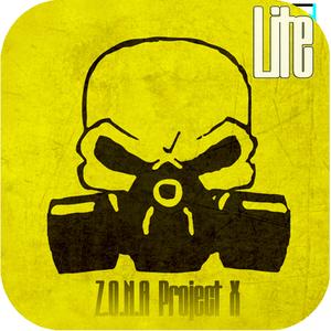 Иконка Скачать игру Z.O.N.A Project X Lite на Android