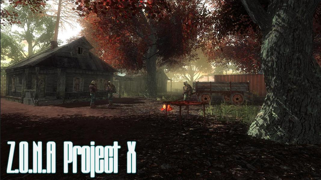 Иллюстрация на тему ZONA Project X Lite: скачать полную версию игры на Андроид