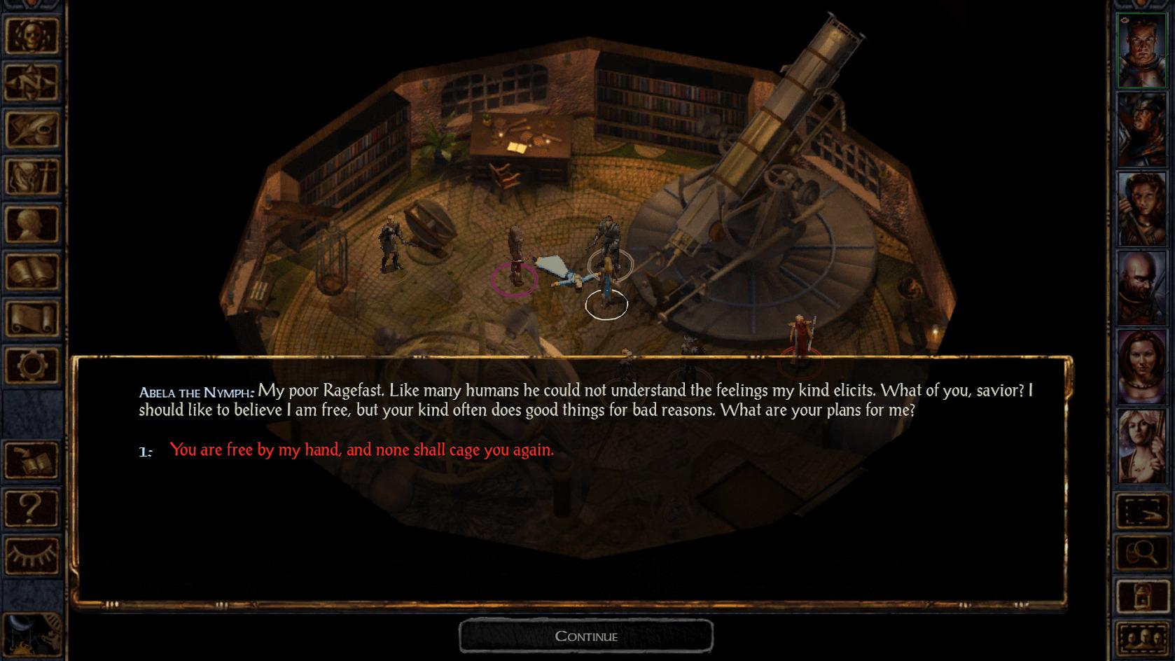 Иллюстрация на тему Baldur's Gate на Андроид: скачать полную версию игры на русском