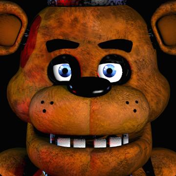 Иконка Скачать игру Five Nights at Freddy's 1 на Android