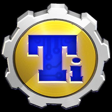 Иконка Скачать Titanium Backup на Андроид