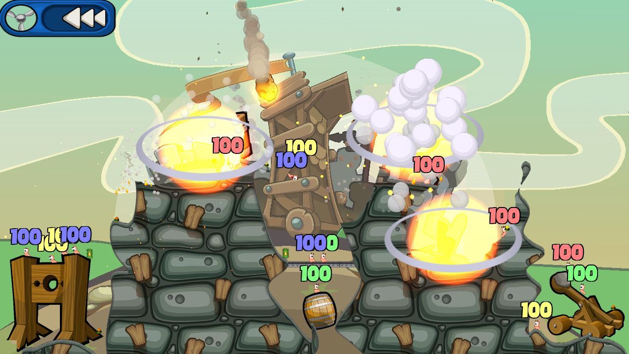Иллюстрация на тему Worms 2: Armageddon - скачать на Андроид полную версию