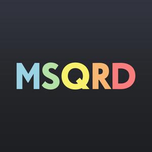 Иконка Скачать приложение MSQRD на Android