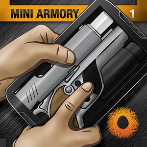 Иконка Скачать игру Weaphones Gun Sim Free Vol 1 на An...