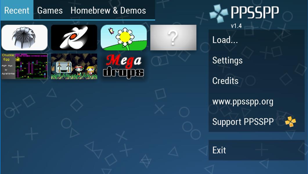 Иллюстрация на тему Скачать PPSSPP на Андроид - эмулятор игровой консоли PSP