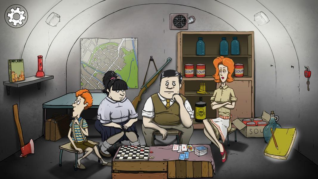 Иллюстрация на тему Скачать 60 Seconds на Андроид полную версию игры