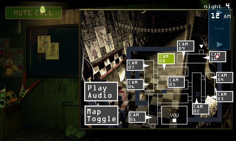 Иллюстрация на тему Скачать FNaF 3 на Андроид-телефон полную версию игры