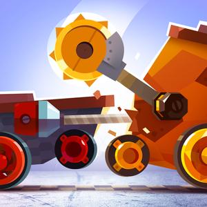 Иконка для Скачать CATS: Crash Arena Turbo Stars на телефон Андроид