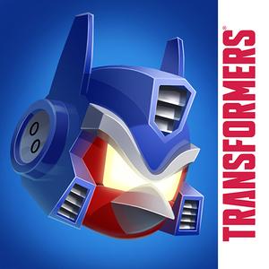 Иконка Скачать игру Angry Birds Transformers на Android