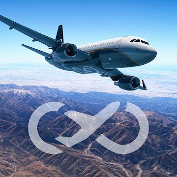 Иконка Скачать игру Infinite Flight на Android