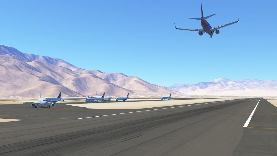 Иллюстрация на тему Скачать Infinite Flight Simulator Pro на Андроид