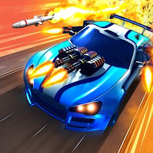 Иконка Скачать игру Fastlane: Дорога Мести на Android