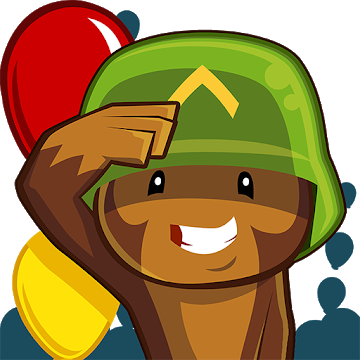 Иконка Скачать игру Bloons Tower Defense 5 на Android