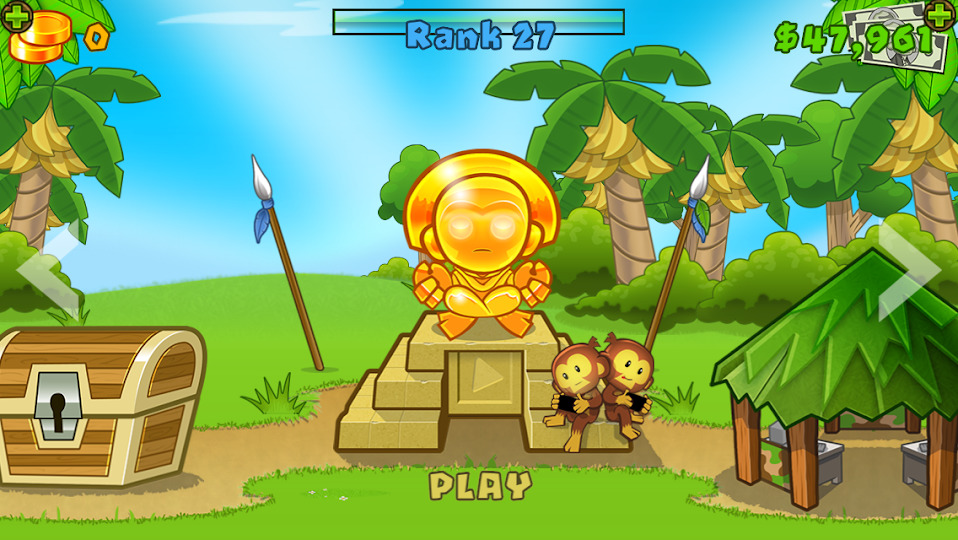 Иллюстрация на тему Скачать Bloons TD 5 на Андроид полную версию игры