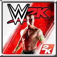 Иконка Скачать WWE 2K на Android