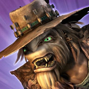 Иконка Скачать игру Oddworld: Stranger's Wrath на Android