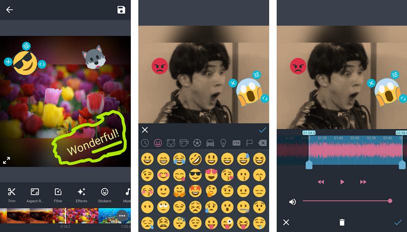 Иллюстрация на тему AndroVID Pro: скачать продвинутый видеоредактор на Андроид