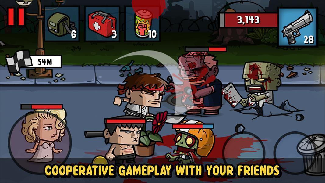 Иллюстрация на тему Zombi Age 3: скачать полную версию игры на Андроид