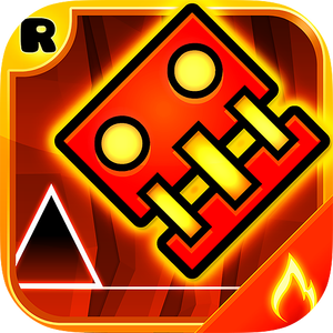Иконка Скачать игру Geometry Dash Meltdown на Android