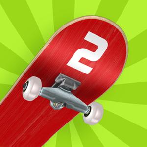 Иконка Скачать игру Touchgrind Skate 2 на Android