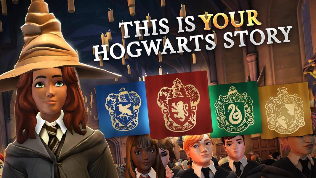 Иллюстрация на тему Скачать игру Гарри Поттер на Андроид: полная версия на телефон