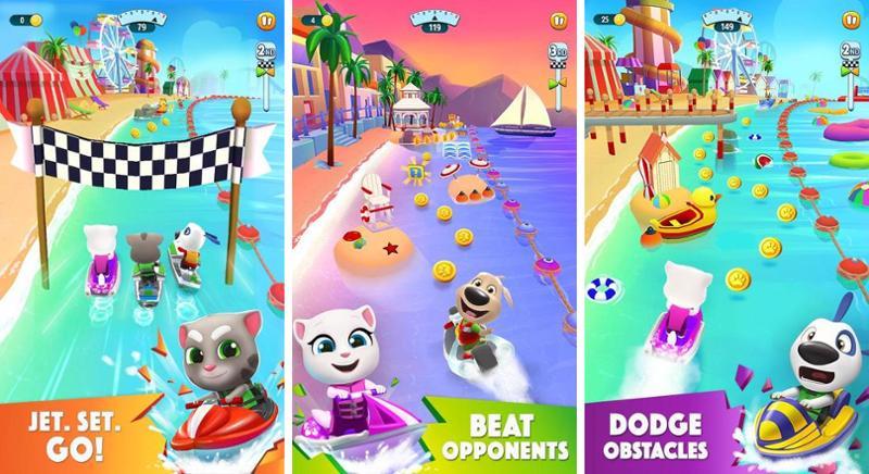 Иллюстрация на тему Аквабайк Тома 2: скачать полную версию игры на Андроид