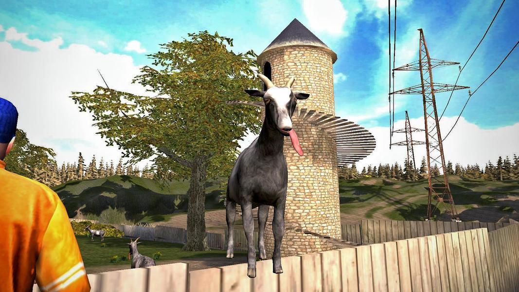 Иллюстрация на тему Скачать Симулятор Козла на Андроид полную версию игры