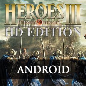 Иконка Скачать Герои Меча и Магии 3 на Android