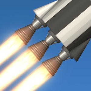 Иконка для Space Flight Simulator полная версия игры: скачать на Андроид