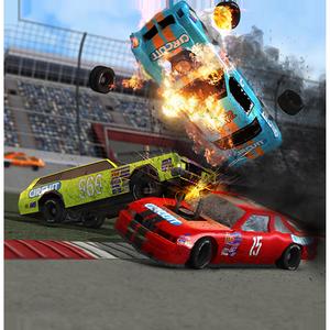 Иконка Скачать игру Demolition Derby 2 на Android