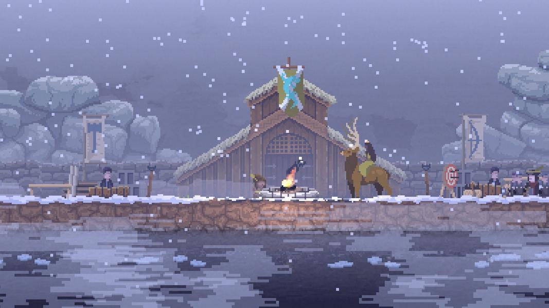 Иллюстрация на тему Скачать Kingdom: New Lands на телефоны Андроид на русском