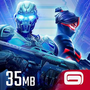 Иконка Скачать игру N.O.V.A. - Наследие на Android