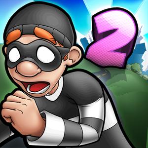 Иконка Скачать игру Robbery Bob 2 на Android