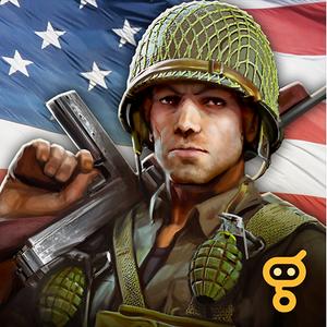 Иконка Скачать игру Frontline Commando: Normandy на An...