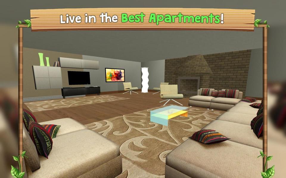 Иллюстрация на тему Скачать Симулятор Кошки Онлайн на телефон Андроид