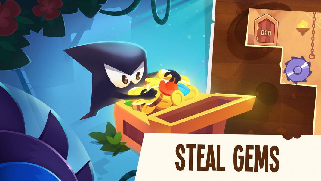 Иллюстрация на тему Скачать King of Thieves на Андроид: полная версия игры