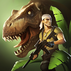 Иконка Скачать игру Jurassic Survival на Anroid