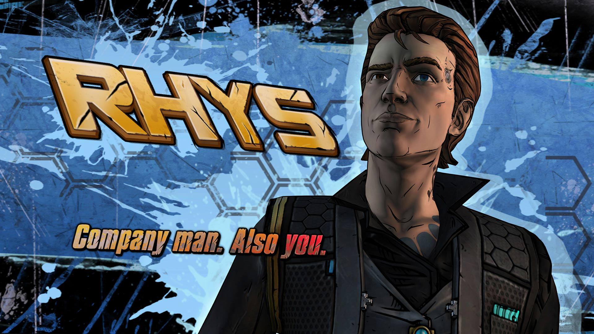 Иллюстрация на тему Tales from the Borderlands на Android: скачать полную версию игры