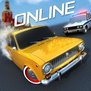Иконка Скачать игру Russian Rider Online на Android