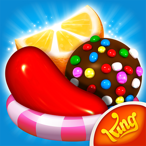 Иконка Скачать игру Candy Crush Saga на Android