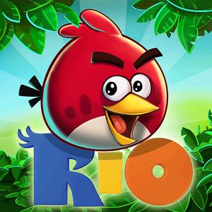 Иконка Скачать Angry Birds Rio на Android
