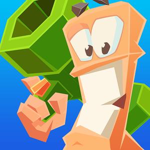 Иконка Скачать игру Worms 4 на Android