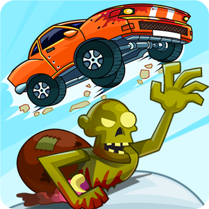 Иконка Скачать игру Zombie Road Trip на Android