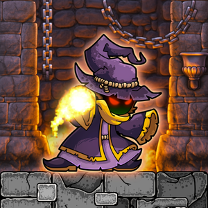 Иконка Скачать игру Magic Rampage на Android