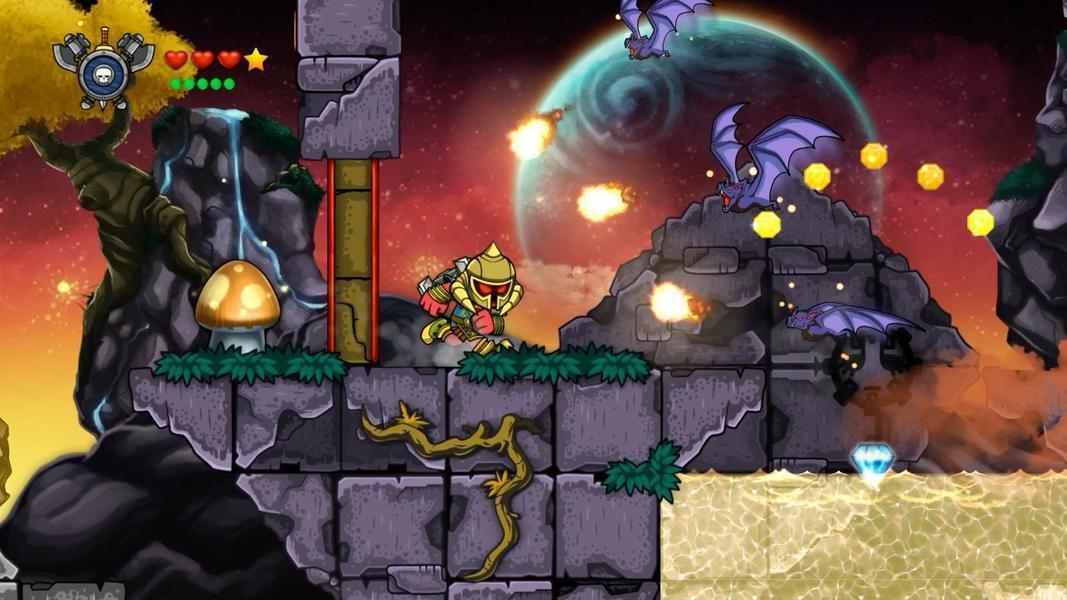 Иллюстрация на тему Magic Rampage: скачать полную версию игры на Андроид