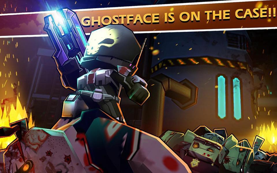 Иллюстрация на тему Зов Мини Зомби: скачать полную версию игры на Андроид