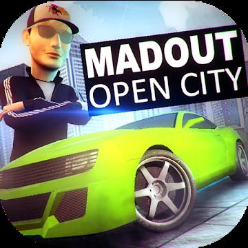 Иконка Скачать игру MadOut Open City на Android