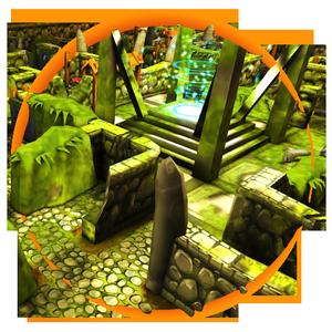 Иконка Скачать игру Бегущий в лабиринте на Android