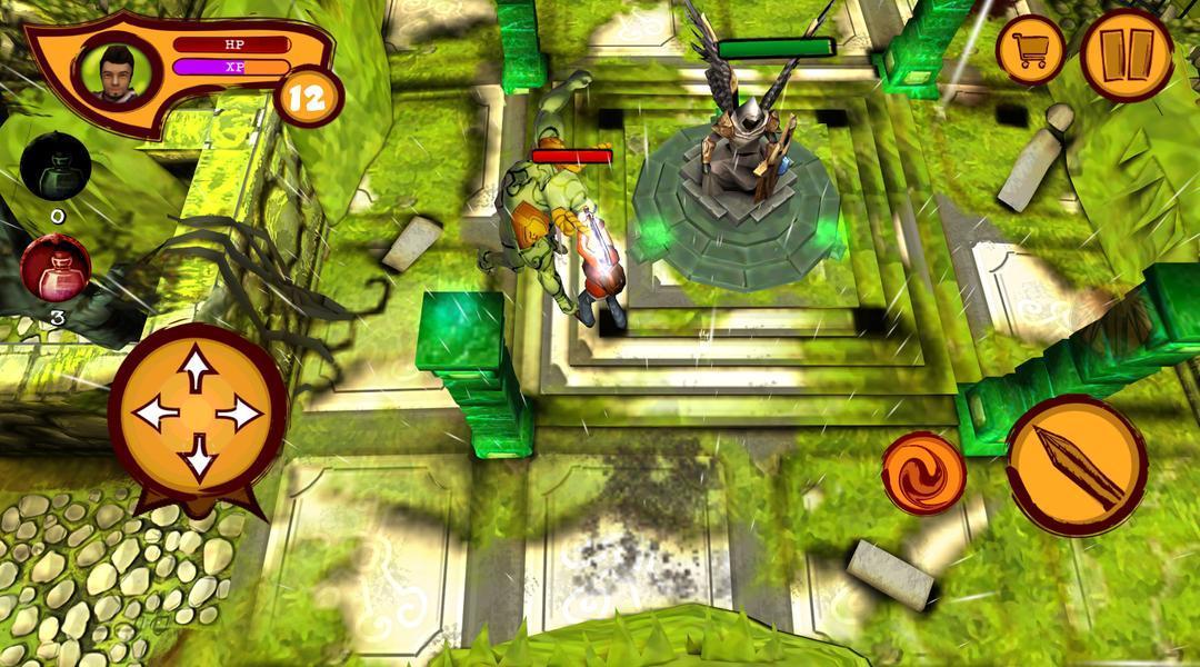 Иллюстрация на тему Бегущий в лабиринте: скачать на телефон Андроид полную версию игры
